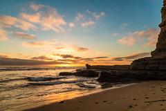 San Diego, CA (Brian Royal Roberts) Tags: ocean california sunset seascape landscape sandiego sunsetcliffs