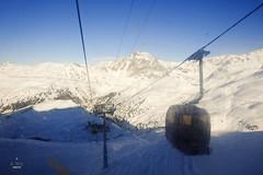 View of Saulire (A. Wee) Tags: france alps skiresort gondola meribel  troisvalles les3valles plattieres