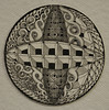 Zendala no. 8 (aaspforswestin) Tags: pattern freehand challenge zentangle zendala tanglepattern