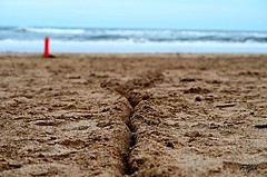 Mar de las Pampas (florennn) Tags: las beach argentina de mar sand buenosaires nikon holidays cloudy playa arena amateur vacaciones pampas villagesell nikonista nikond5100