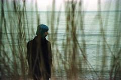 (Juliet Alpha November) Tags: portrait film beach strand analog 35mm coast fuji jan outdoor superia portrt fujifilm analogue miss expired 800 kste xtra fujicolor ketamin meifert