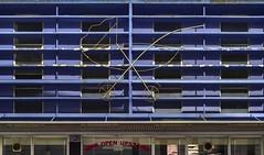 Dandenong VIC (phunnyfotos) Tags: blue windows building yellow shop facade nikon wroughtiron australia melbourne victoria dandenong d750 vic verandah pram sunshades babygoods babyshop phunnyfotos nikond750