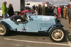 1930 Lea-Francis S-Type Hyper (RoyCCCCC) Tags: silverstone hyper vscc leafrancis