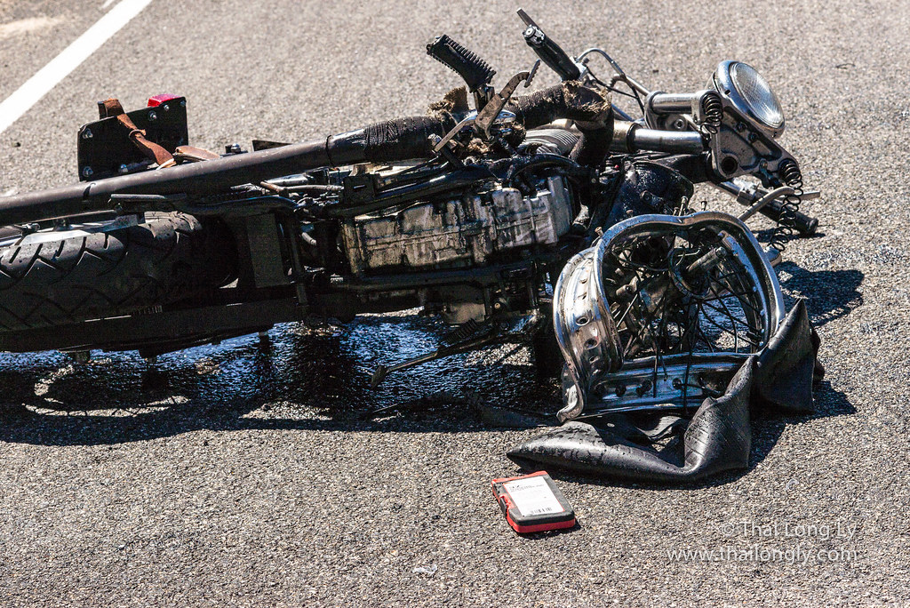 The World's Best Photos of accident and biker - Flickr Hive Mind