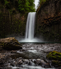 Awesome Abiqua (David Recht) Tags: water oregon waterfall basalt abiqua