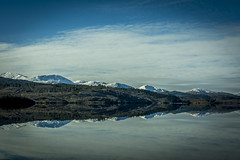 Loch Reflection Series II (Sormanns) Tags: mountain water clouds reflections landscape see scotland nikon wasser wolken loch landschaft reflexion schottland d7100