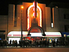 A Night on Broadway (knightbefore_99) Tags: show art rio night vancouver marquee concert neon tour theatre gig crowd broadway theory eastvan residents obscurity