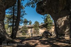 Ciudad Encantada de Cuenca (Jose Antonio Abad) Tags: espaa naturaleza nature spain paisaje geology lanscape cuenca castillalamancha ciudadencantada pblica geologa josantonioabad