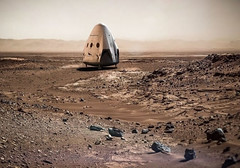 SpaceX says it plans to send a spacecraft to Mars as early as 2018 (SolutionsSquad) Tags: mars early send plans says spacecraft 2018 spacex