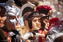 Life or death (Jose A. Portero) Tags: italy blur rome color roma italia object desenfoque objeto gladiator gladiador