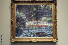 Water Lilly Pond (1900) (V. C. Wald) Tags: artinstituteofchicago claudemonet chicagoillinois waterlilypond frenchimpressionism