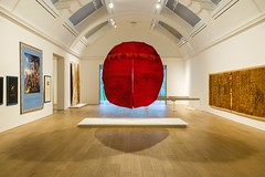 Cherry Pop (Andrew Gibson.) Tags: red museum cherry manchester clit whitworthartgallery sonya77