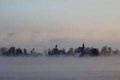 Merisavu Helsingissä / Sea smoke in Helsinki (Suomi2005) Tags: winter seascape suomi finland helsinki helsingfors inverno talvi finlandia suomi2005 yfav merimaisema