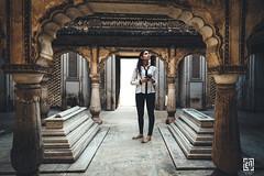 Paigah Tombs (Jan 2016) (eshaangirri) Tags: detail heritage tourism architecture nikon arch outdoor historic column hyderabad tombs d800 nizam paigah 500px