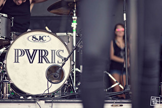 PVRIS // Shot by Brandon Lowe