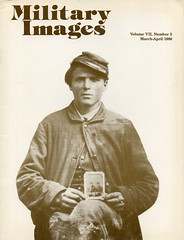 Military Images magazine cover, March/April 1986 (militaryimages) Tags: history infantry mi america magazine soldier photography rebel us marine uniform photographer unitedstates military union navy archive confederate worldwari civilwar american weapon tintype ambrotype artillery stereoview cartedevisite sailor ruby veteran roach daguerreotype yankee cavalry neville spanishamericanwar albumen mexicanwar coddington backissue citizensoldier indianwar heavyartillery matcher findingaid militaryimages hardplate