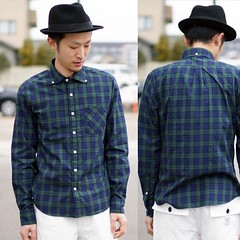 February 08, 2016 at 10:55AM (audience_jp) Tags: fashion japan shirt audience style ishikawa trouver madeinjapan   ootd       305
