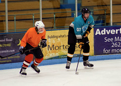 Height Difference (Fish_Christopher) Tags: ice hockey wisconsin waukesha