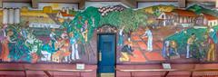 California (_ Ivor_) Tags: sanfrancisco california panorama art mural tokina coittower fresco pwap maxinealbro d7200 nikond7200 lightroom6 tokina1120 tokina110200mmf28