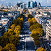 Autum over Paris
