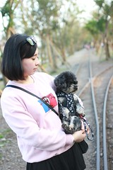IMG_6884 (TazChien) Tags: life city girls dog love dogs girl canon taiwan lifestyle sigma yilan   lotung doglife  s35 sigma35mm  canoneos550d