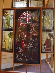 Jesse Window (Aidan McRae Thomson) Tags: window museum birmingham artgallery stainedglass westmidlands preraphaelite burnejones bmag