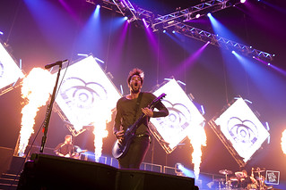12-02-16 // All Time Low at Manchester Arena // Shot by Carl Battams