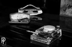 Museo Zorrilla (-Patt-) Tags: old blackandwhite bw blancoynegro uruguay bn pluma montevideo lentes antiguo veraneo chinazorrilla museozorrilla
