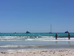 Es trenc sea view (nudistblr) Tags: beach girl naked nude spain sand waves outdoor butt playa nudist es mallorca fkk majorca platja nudismo estrenc desnuda naturista nudista cfnm trenc