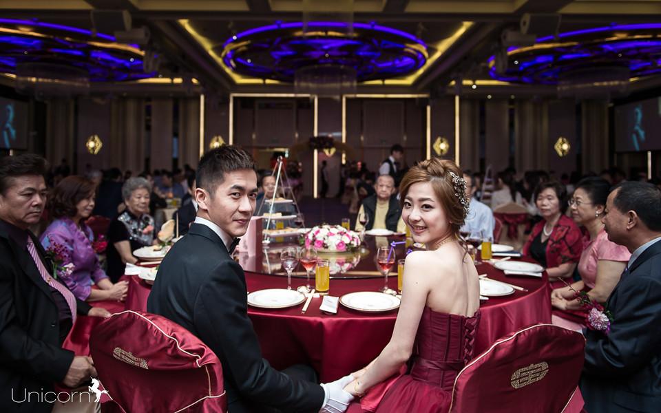 《婚攝一条》本淙 & 雅筑 / 薇閣婚宴會館