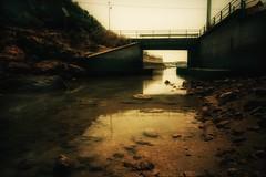 Port de Conil... (hobbit68) Tags: old sunset sky beach clouds strand canon river boats meer wasser outdoor alt sommer urlaub himmel wolken boote andalucia espana ufer hafen fluss sonne spanien kste sonnenschein ozean