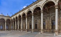 Mosque of Muhammad Ali, Cairo, Egypt (bfryxell) Tags: egypt courtyard cairo alabastermosque mosqueofmuhammadali citadelofsaladin