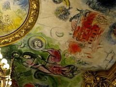 Paris (France) (zoane) Tags: paris france europe chagall plafond palaisgarnier opragarnier opradeparis