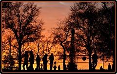 Sunset in Paris (1) (Ioan BACIVAROV Photography+3.500.000visits-Thanks) Tags: people paris france tower art beautiful statue wonderful amazing interesting nikon tour eiffeltower eiffel toureiffel contrejour ioanbacivarov bacivarov nikon5100artistic ioanbacivarovphotostream