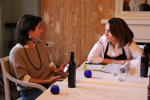 Presentación aceites cooperativos Rte. La Salita - Valencia (19-01-2016)