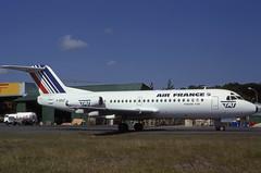 F-GDUT (Air France - TAT) (Steelhead 2010) Tags: tat f28 airfrance fokker freg dnr f284000 fgdut
