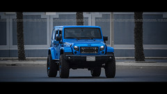 M O N S T E R    T E E T H (dr.7sn Photography) Tags: old light man monster fog jw inch lift jeep mesh teeth 4 ridge speaker emu headlight kit grille kc polar edition unlimited arb rugged spartan wrangler