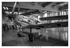 Me 109_web (vschh) Tags: bw white black history me museum canon mnchen eos weiss schwarz 109 deutsches 70d