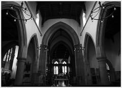 _DSC4931ed (alexcarnes) Tags: light art alex church nikon all hyperfocal district f14 derbyshire saints sigma peak aisle 24mm pews bakewell available carnes hsm d810 alexcarnes
