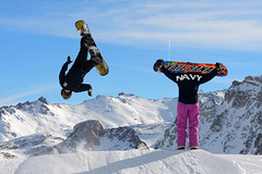 BB160012 (joelrouse22) Tags: france sport europe hampshire snowboard excellent tignes snowboarder frenchalps navalbase skichamps shoreestablishment rnwsa royalnavywintersportsassociation alpinechampionships rnsb