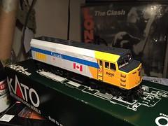 VIA 6450 - Take 2! (Timberley512) Tags: model via ho kato f40ph
