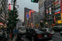 : two face of shinjuku ( manbo) Tags: travel urban 20d japan canon tokyo shinjuku 1785mm