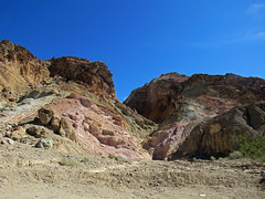 Artist's Drive at Death Valley NP in California (Landscapes in The West) Tags: california centennial nationalpark deathvalley nationalparkservice 2016 leapday artistsdrive february29