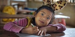 Talaandig Tribe (chandlerbong) Tags: people portraits children philippines kitlens system candids indigenous mindanao bukidnon travelphotography mirrorless sonynex6 1650pz