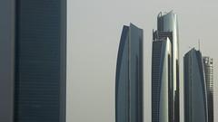 Etihad Towers, Abu Dhabi (blafond) Tags: glass architecture towers uae abudhabi tours modernarchitecture verre emirats architecturemoderne architecturedeverre etihadtowers