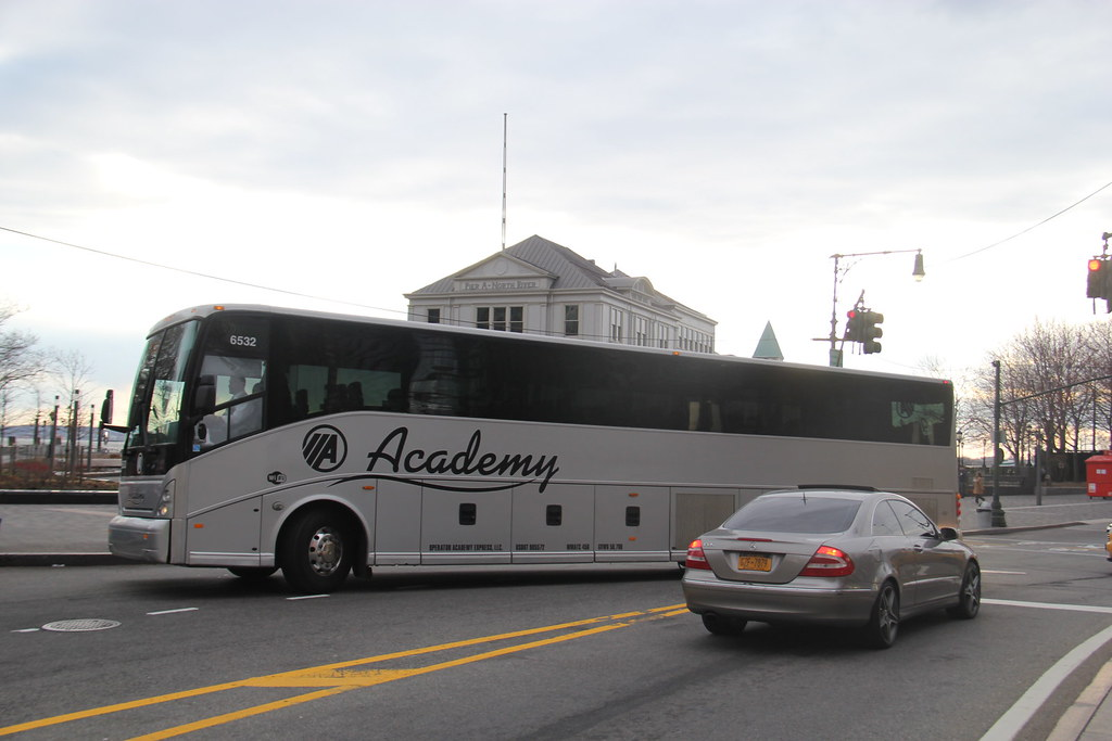 Academy Bus Service From Nyc To Atlantic City