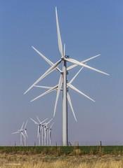 Multi-Bladed (Kool Cats Photography over 7 Million Views) Tags: oklahoma architecture landscape energy texas power windmills historic alternativeenergy blades windturbines canont3i tamron16300mmf3563diiivcpzdb016