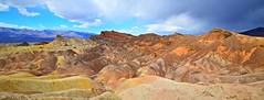 Death Valley Badlands (Six Sigma Man (Thanks for the 2.1 Million views)) Tags: nikon nikond3200 desert deathvalley zabriskiepoint thisphotorocks worldtrekker 3000v120f joemarcone unitedstates usa ngc platinumheartaward