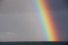 The End Of The Rainbow (magomu) Tags: arcoiris mar rainbow mediterranean mediterraneo arcoíris menorca mediterrani arcdesantmartí sigma150600contemporary