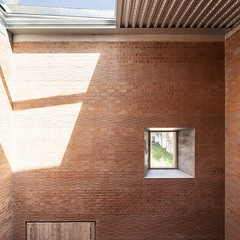 House 1014 H Architects. Barcelona 2014 (POET ARCHITECTURE) Tags: barcelona house brick architecture spain h poet architects 1014 arquitectes
